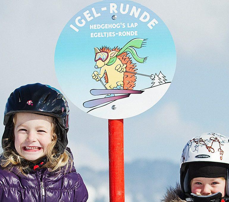 Schetteregg – das kinderfreundliche Skigebiet