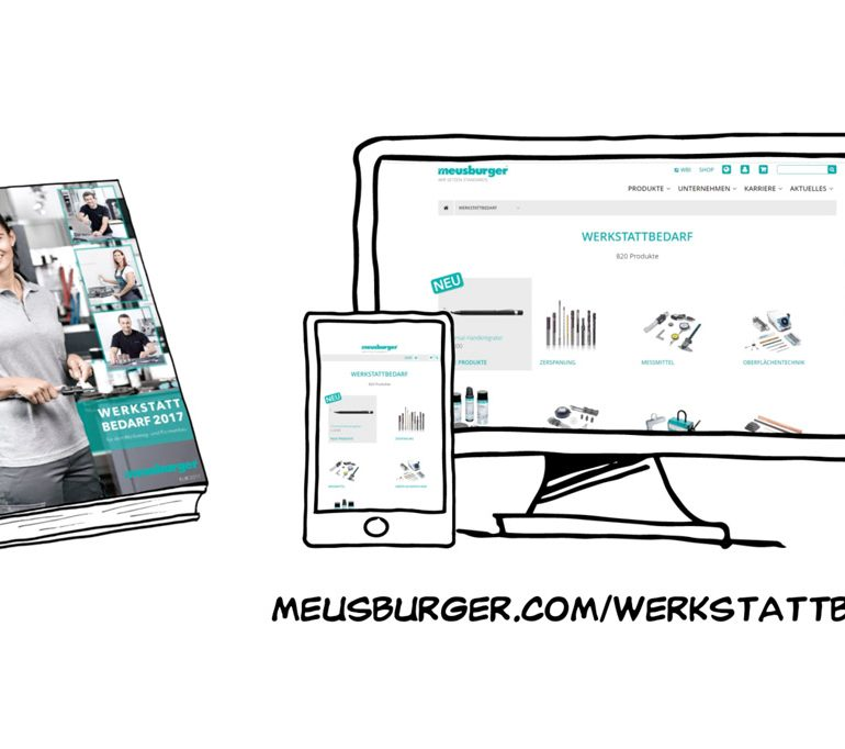 Meusburger Werkstattbedarf