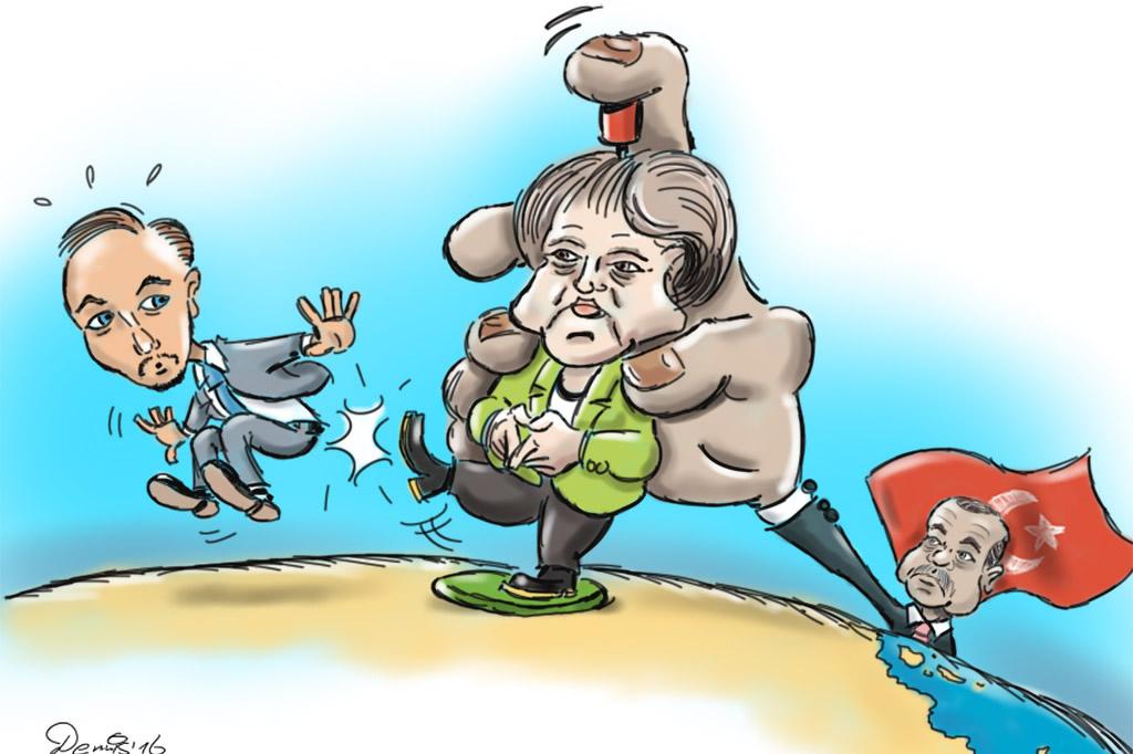 Karikaturen