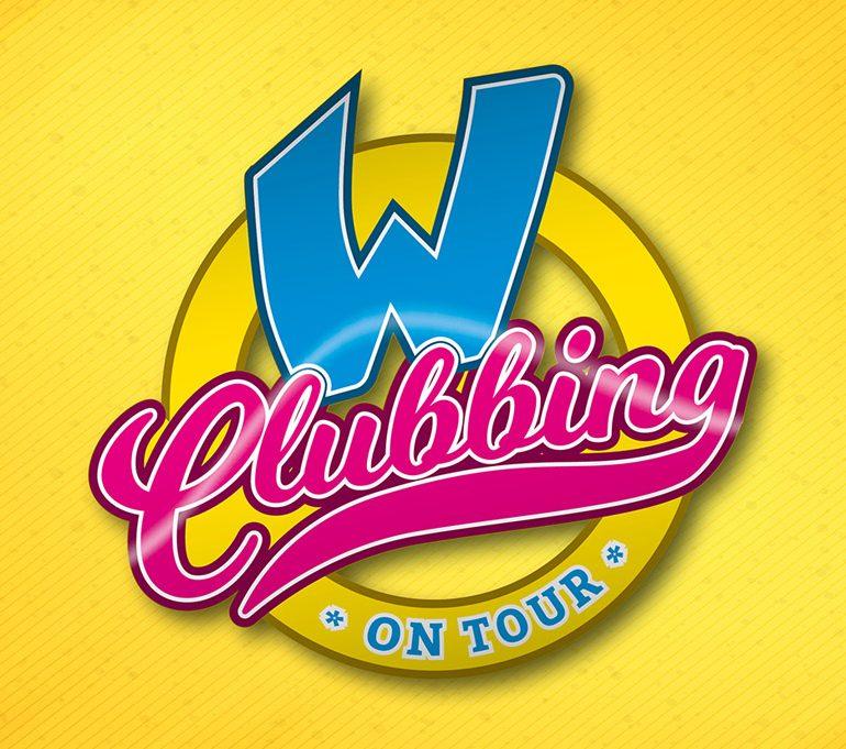 W-Clubbing on Tour